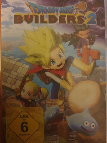 Dragon Quest Builders 2 switch nintendo zamiana