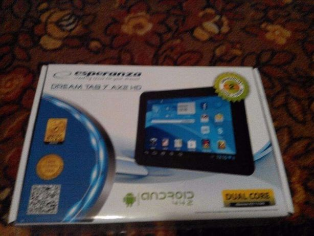 "Tablet esperanza Dream Tab 7"" AX2 HD Android Dual Core"