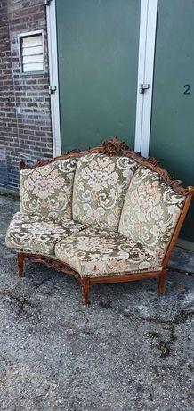 sofa kanapa ludwikowska antyk