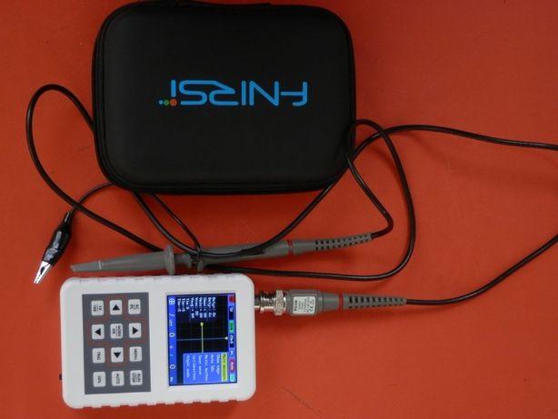 DSO FNIRSI PRO портативный цифровой осциллограф