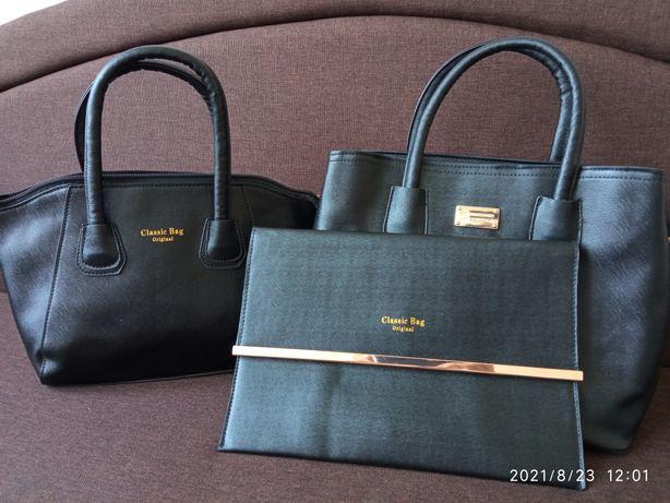 Набор сумок и клатч