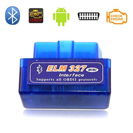 сканер кодов ELM327 v2.1 Bluetooth OBD2 OBDII диагностика ошибок