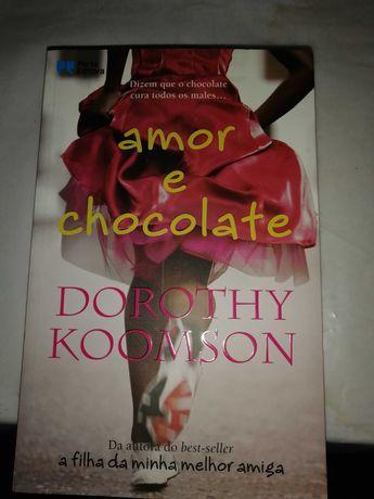 Dorothy Koomson Amor e Chocolate