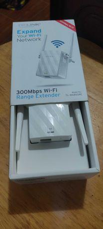 Repetidor / expansor sinal Wi-Fi - TP link