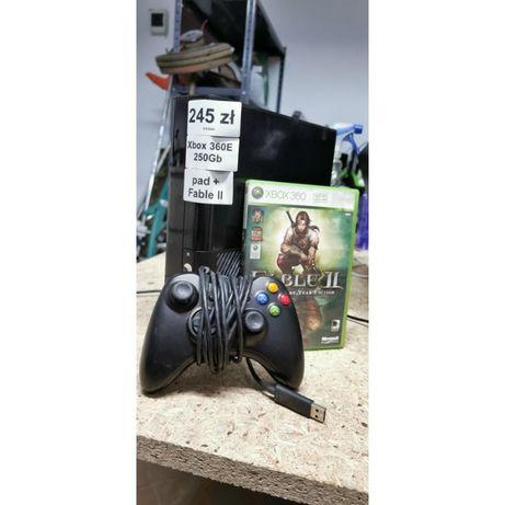 Xbox 360E 250Gb +gra