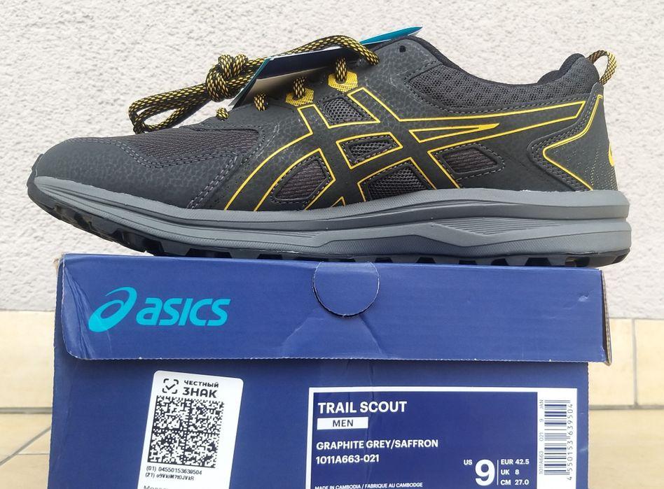 ASICS TRAIL SCOUT buty męskie 42,5 wkł. 27cm Sieradz - image 1