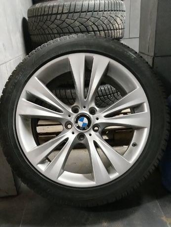Koła zimowe 19 cali do BMW X3 F25, X4 F26 - oryginalne - 4 sztuki