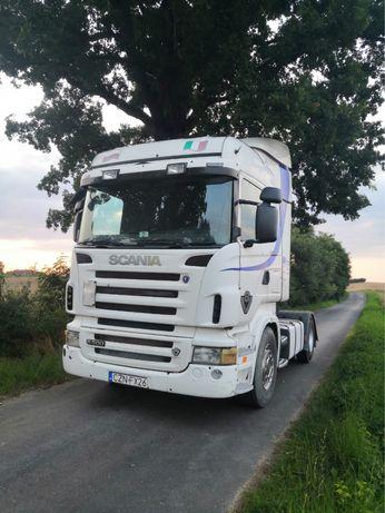 Ciagnik siodlowy Scania R500
