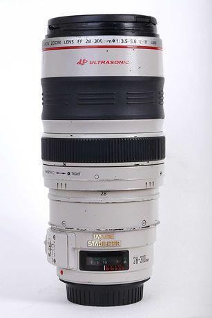 Lente Canon 28-300 IS L