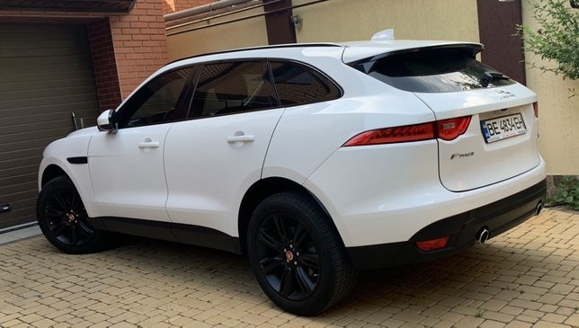 Jaguar F-Pace 2017 Premium