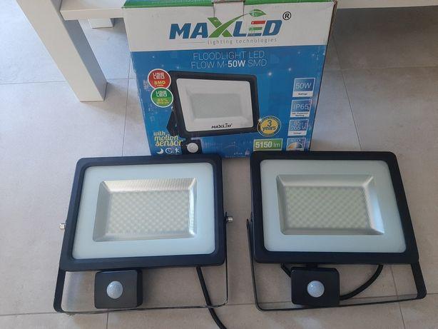 Lampy led 50 W