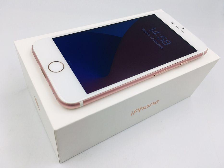 iPhone 7 256GB ROSE GOLD • NOWA bateria • GWAR 1 MSC • AppleCentrum Wrocław - image 1