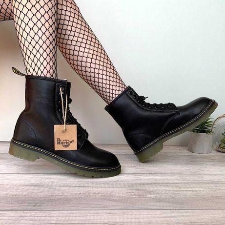Dr. Martens Женские ботинки (36-40) с мехом