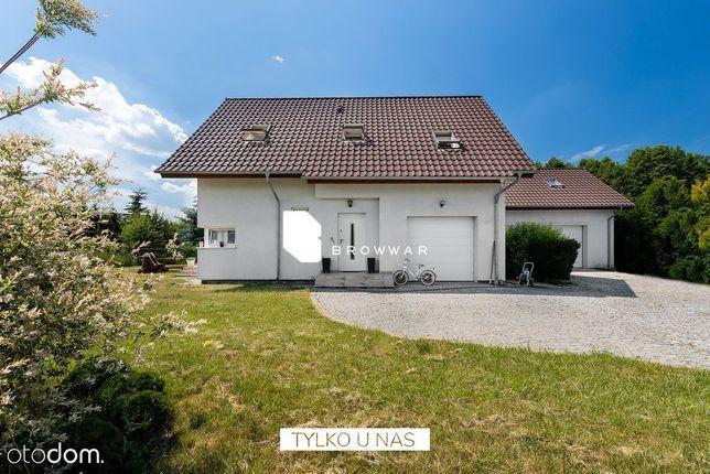 Optymalny dom + piętrowy budynek garażowy