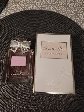 Woda perfumowana Luxure I miss you 100ml inspiracja Miss Dior Cherie