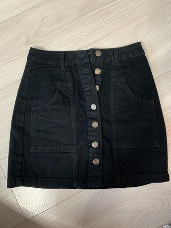 spodnica z guzikami
