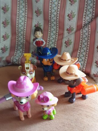 Щенячий патруль фирменные игрушки