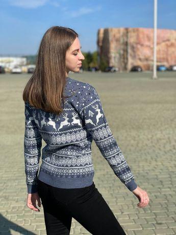 Женский свитер( без горла) Хит продаж!!