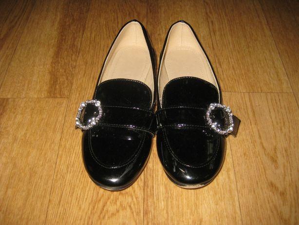 Туфли Zara, 33 р. Стелька 20 см.