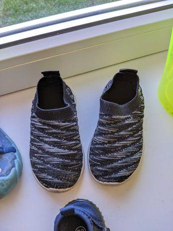 Тапочки кроссовки кросівки для садіка садика 23 розмір размер 13.5 см