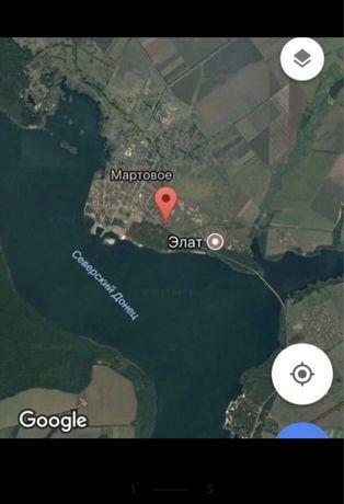 СРОЧНО! Участок 1Га Мартовая (Печенеги,водохранилище, озеро