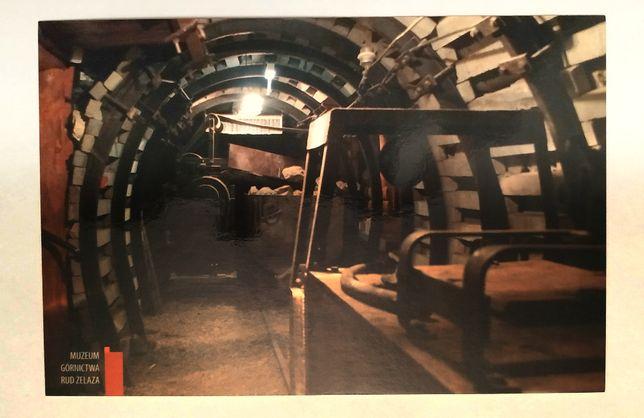 Pocztówki: Muzeum Górnictwa Rud Żelaza - 7 sztuk