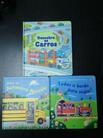 3 livros interativos para crianças