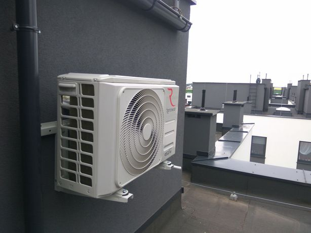 Klimatyzator AUX z montażem Wi-Fi jonizator powietrza