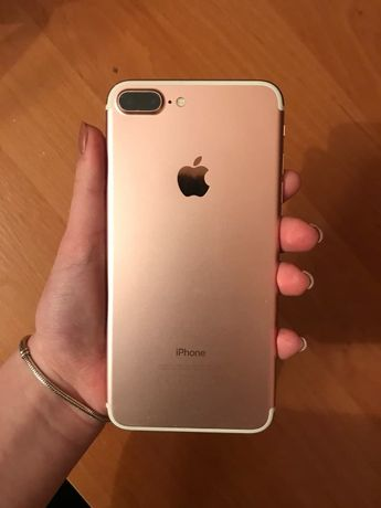СРОЧНО Iphone 7+ plus Rose Gold 32GB