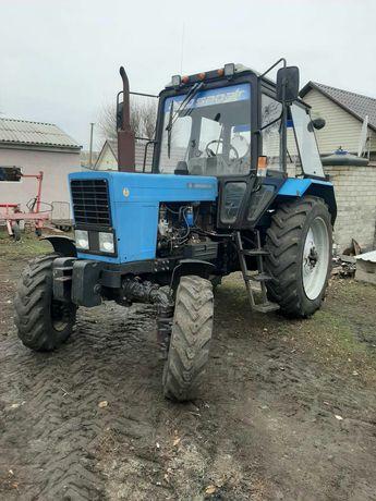 Трактор мтз кий 14102.