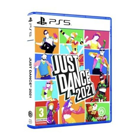 Playstation 5 Just Dance