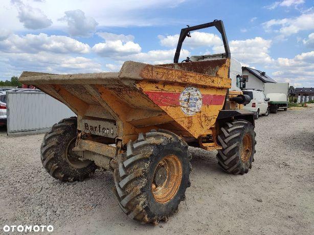 Barford SX 6000 MOCNE WOZIDŁO  Wozidło 6 TON TEREX THWAITESS Dumper Truck 4x4 STAN BDB