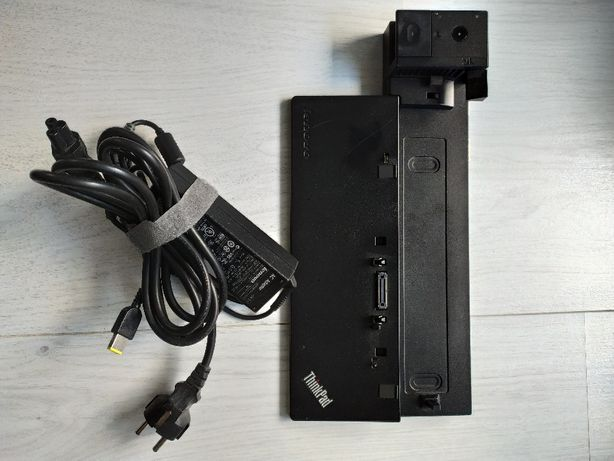 Stacja Lenovo ThinkPad Ultra Dock 40A2 + zasilacz 90W