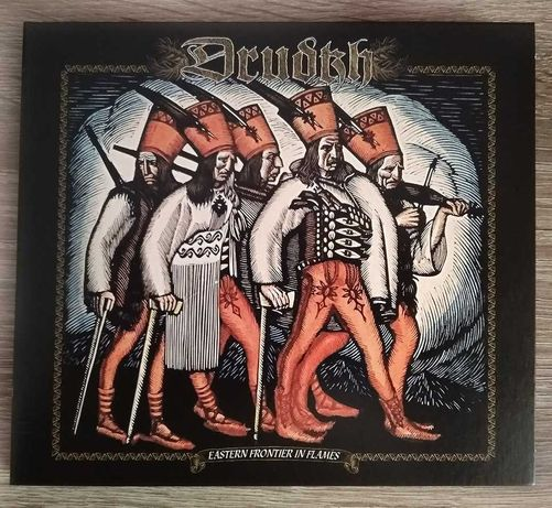 Drudkh ‎– Eastern Frontier In Flames