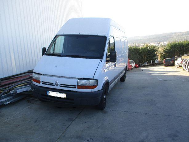 Renault Master 2000 p/peças