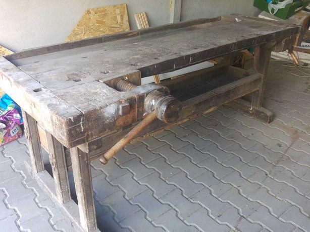 Stół drewniany stolarski