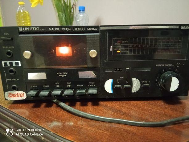 Sprzedam magnetofon m8047