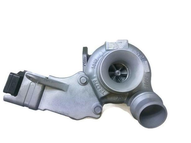 Turbina BMW 120d 320d 520d X3 E60 E90 83 2.0 177KM turbosprężarka