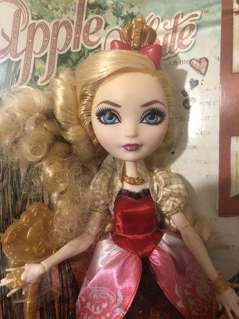 Кукла Ever After High Эппл Вайт базовая нрфб
