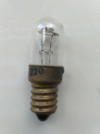 Лампа неоновая NG4-220, TH-0,2 СССР