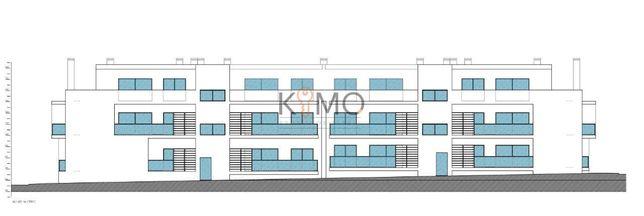 Apartamento T0+1 Para Venda Em Cabanas