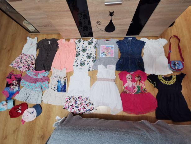 Sukienki 110 zestaw