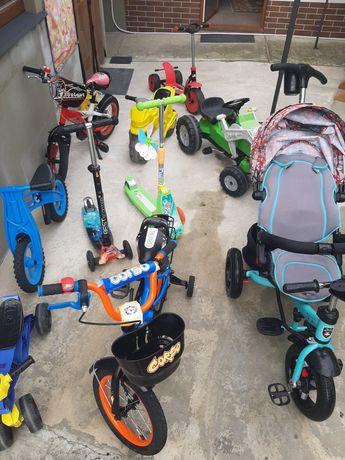Розпродаж дитячого транспорту