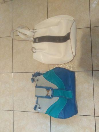 Dwie torebki damskie jenny fair biege