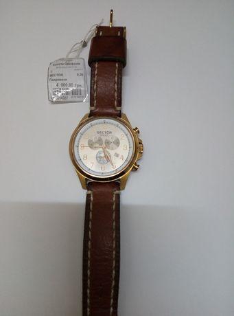 Продам мужские наручные часы SECTOR