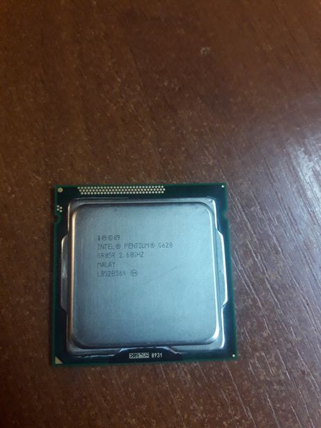Процессор Intel Pentium G620 2,60GHz