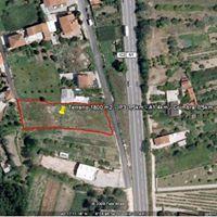 Terreno Urbano 1800m2 / 800m2 construção Entrada de Coimbra