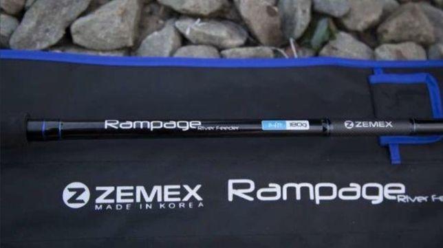 Продам фидер   zemex rampage 14,2   до 180