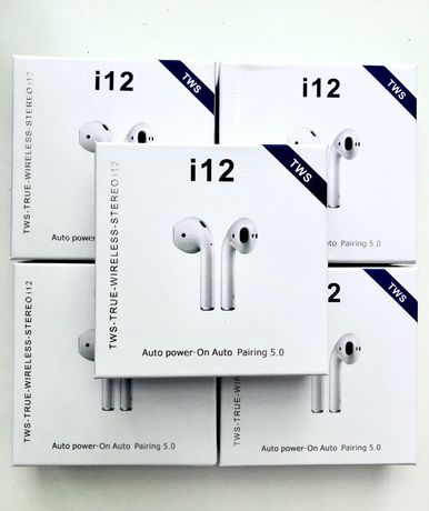 Беспроводные наушники i12