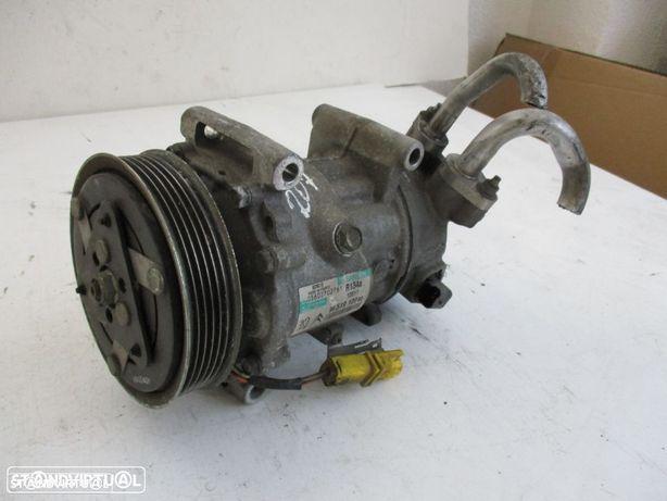 Compressor ar condicionado Peugeot 207 Hdi